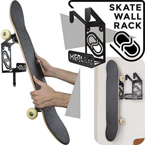 Soporte colgador para skateboard (100% Acero) - Fabricado en...