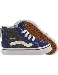 Vans Sk8-hi Zip - Zapatos de primeros pasos Bebé-Niñas