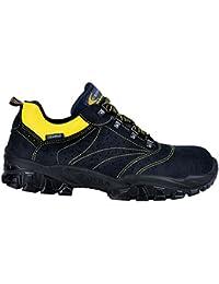 """Cofra nt100–000.w40Talla 40s1P SRC–Zapatillas de seguridad """"Nueva Arno, color negro y amarillo"""