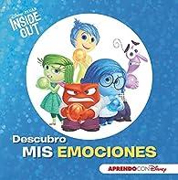 Inside Out. Descubro mis emociones con Disney par  Disney