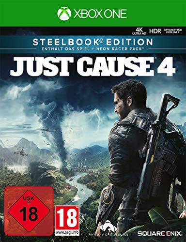 Just Cause 4 - Steelbook Edition - exkl. bei Amazon.de - [Xbox One]