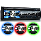 XOMAX XM-CDB619 Autoradio mit CD-Player + Blu...