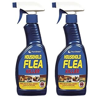 household flea killing spray bottle for cat dog carpet soft furniture bed 500ml (pack of 2) Household Flea Killing Spray Bottle For Cat Dog Carpet Soft Furniture Bed 500ml (PACK OF 2) 51uBnI71ToL