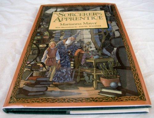 The Sorcerer's Apprentice: A Greek Fable (A Bantam skylark book)
