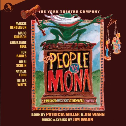 The People vs Mona (Original Cast Recording)
