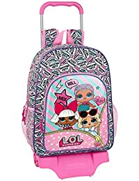 LOL Surprise 2018 Mochila Infantil, 42 cm