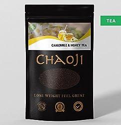 Chaoji Camomile & Honey Green Tea Tea - Natural Detox Chaoji Tea - Detox Natural Tea- Energy Boost Natural Tea - Protein Enrichen Tea – Perfect For Detoxification & Losing Weight (4)
