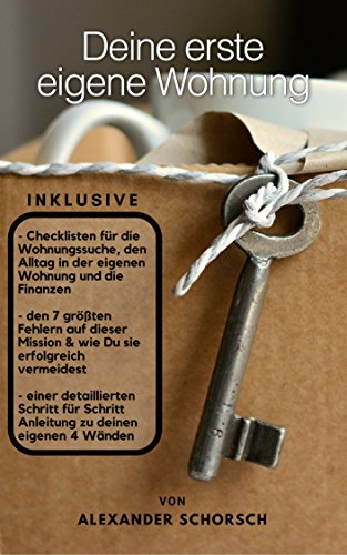 Deine Erste Eigene Wohnung Das Handbuch Ebook Grundausstattung