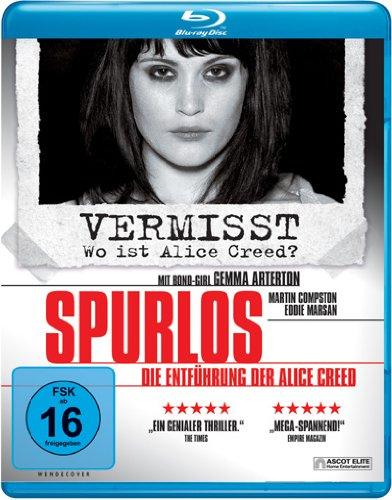 Ascot Elite Home Entertainment Spurlos - Die Entführung der Alice Creed (Blu-ray)