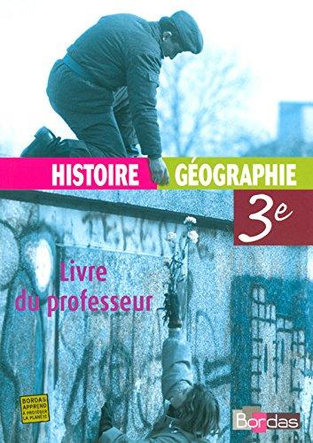 HISTOIRE GEO 3EME PROFESS 07