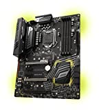 Z370 SLI PLUS - Placa Base PRO (chipset Intel Z370, socket LGA 1151, 6 x SATA 6Gb/s, 2 x Turbo M.2, DDR4 Boost, Intel I219-V LAN, Military Class 5)