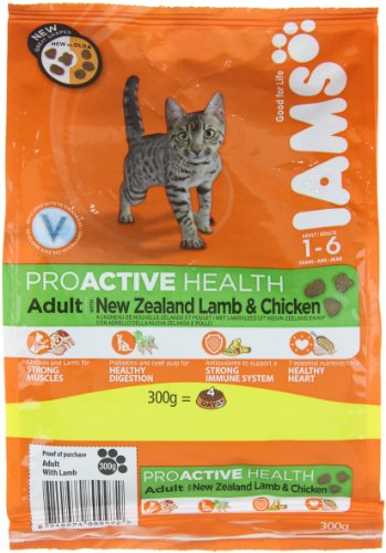 IAMS Adult Cat Lamb 9