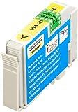 iColor Tinte: Patrone für Epson (ersetzt T0804), yellow (Druckerpatronen)
