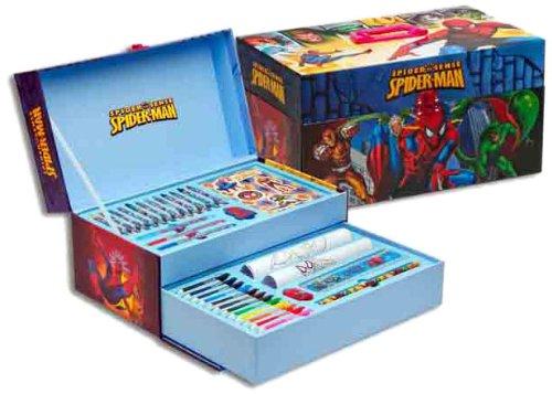 Imagen principal de Cife - Maletin Spiderman Con Accesorios Y Pinturas 151-38806