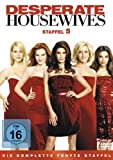 Desperate Housewives - Staffel 5: Die komplette fünfte Staffel [7 DVDs] - Marc Cherry