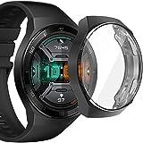 PLU Huawei Watch GT2e, Full-covered TPU Flexible Case Anti-Scratch/Shocking Protective Bumper Cover Shell Fit Huawei Watch GT