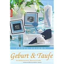 Feste Feiern: Geburt & Taufe: Tischdekorationen, Karten & mehr