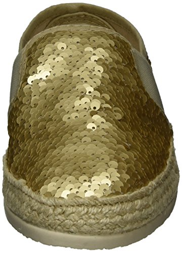 I love candies Palliets, Mocassins Femme Gold (beige)