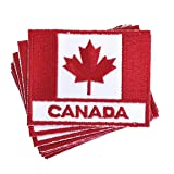 Kanada, Canada Patches, Kanada Ahornblatt, Kanada Flagge