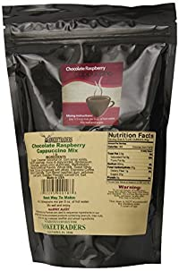 Yankee Traders Brand, Chocolate Raspberry Cappuccino Mix, 1 Pound