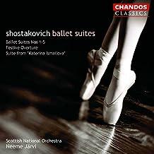 Les Suites De Balle N°1, 2, 3, 4 & 5, Festive Overture, Suite De Katerina Ismaikova
