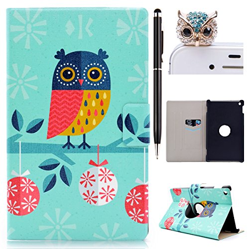 amazon-fire-hd-8-6th-generation-2016-release-casefelfy-colourful-painting-cartoon-owl-pattern-flip-w