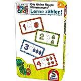 Schmidt Spiele 51238 - Die Kleine Raupe Nimmersatt, Lerne zählen