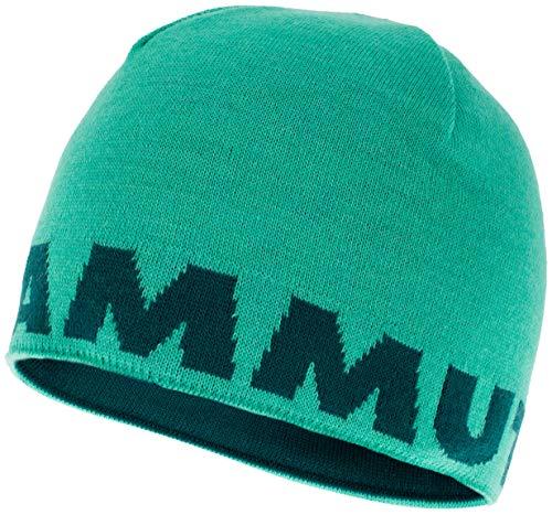 Mammut Mütze Logo Beanie, Teal-Atoll, one Size Logo Beanie-mütze