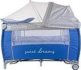 Sun Baby SD995/NS Reisebettchen mit voller Ausrüstung - Sweet Dreams, mehrfarbig
