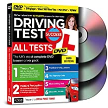 Driving Test Success All Tests DVD  2018/19