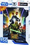 Jigsaw Puzzle - 150 Pieces - Star Wars : Clone Wars 3