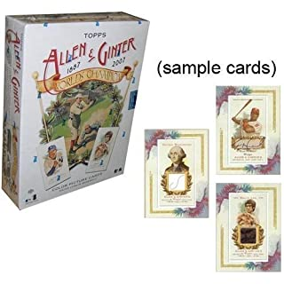 2007 Topps Allen and Ginter Baseball Card Unopened Hobby Box by Topps
