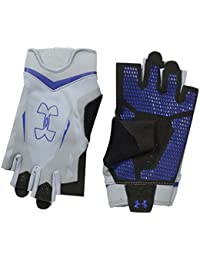 Under Armour Men's Flux Half-Finger Training Gloves