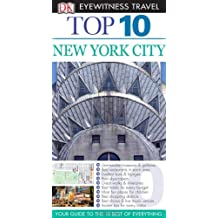 By Eleanor Berman DK Eyewitness Top 10 Travel Guide: New York City [Paperback]