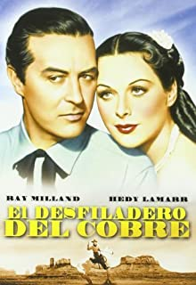 Copper Canyon (1950) - Paramount Region 2 PAL by Ray Milland