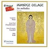 3 Melodies: No. 3. Du Livre de Monelle