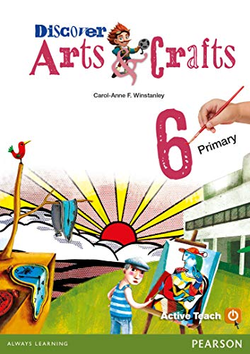 Discover Arts & Crafts 6 Active Teach - 9788498377576