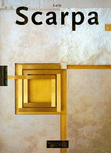 CARLO SCARPA. Français, Deutsch, English par Sergio Los