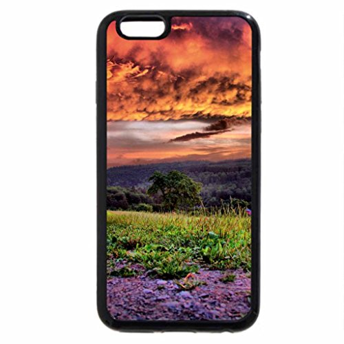 iPhone 6S / iPhone 6 Case (Black) THE ART OF GOD