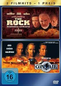 The Rock, S.E. / Con Air, S.E. [2 DVDs]