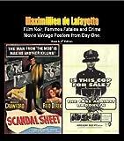 Best directores Poster - Film Noir, Femmes Fatales and Crime Movie Vintage Review