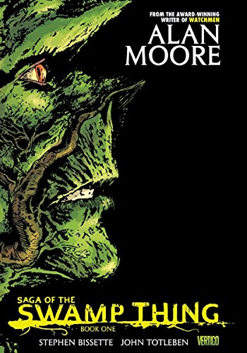 Saga Of The Swamp Thing TP Book 01