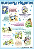 Early Years Literacy CLASSIC NURSERY RHYMES - School/Nursery Wall Chart/Poster - 60cm x