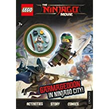 LEGO (R) NINJAGO MOVIE: Garmageddon in Ninjago City! (Activi