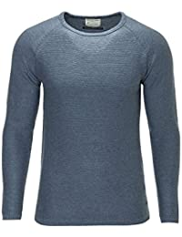 Selected Herren Pullover Vince Crew Neck I
