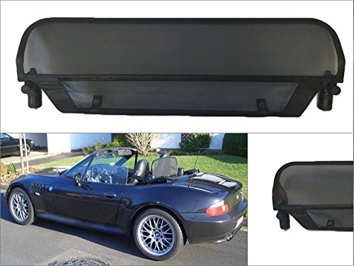 Filet Anti-Remous Coupe de vent BMW Z3 without roll bars 1996 - 2002 Déflecteur de Vent
