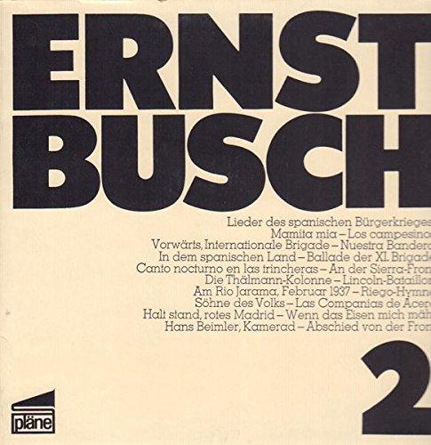 2 - Lieder Des Spanischen Bürgerkrieges [Vinyl LP]