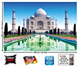 GREAT ART Poster - Taj Mahal - Wanddekoration