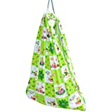 Younique Baby Cradle/Baby Jhula Swing/Baby Bed/Baby Bedding Set With Mosquito Net And Spring Set (0-18 Months Baby) (Green)