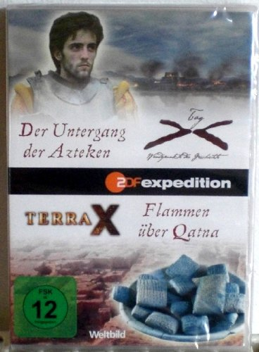 Terra X - Der Untergang der Atzteken und Flammen über Qatna